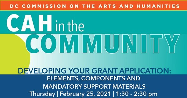 CAH in the Community: Developing Your Grant Application