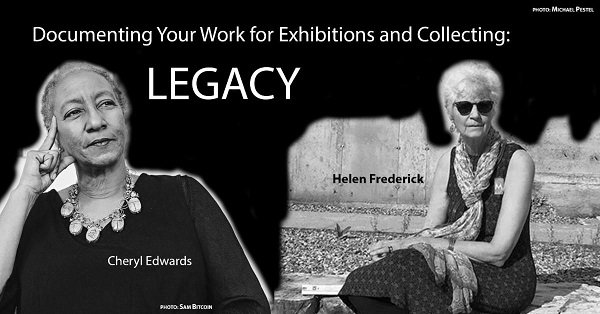 Washington Sculptors Group Hosts Panel Talk: Documenting Your Work for Exhibition and Collecting: LEGACY