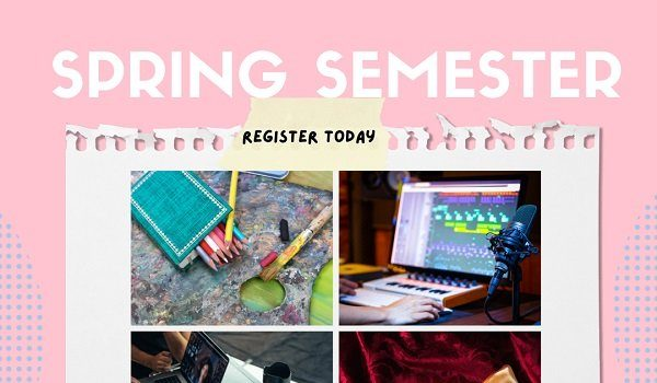 Project Create Studio Spring 2021 Classes