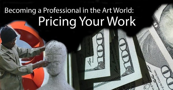 Washington Sculptors Group Presents Becoming a Professional in the Art World: Pricing Your Work