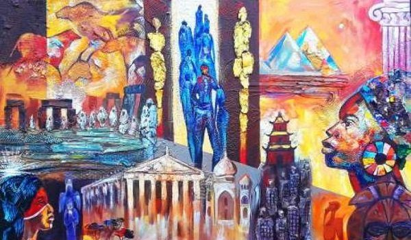Zenith Gallery Presents Black History is American History Group Exhibition