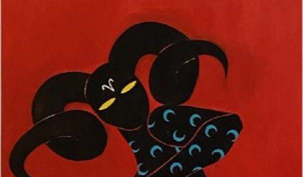 "Mehari Sequar Gallery Presents Jamilla Okubo ""I do not come to you as a myth, I come to you as a reality"""