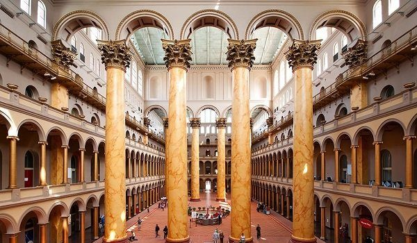 National Building Museum Reopens on April 9