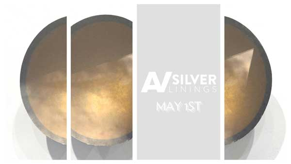"""Smith Center for Healing and the Arts Alchemical Vessels """"Silver Lining"""""""