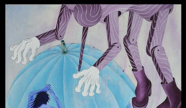 Brentwood Arts Exchange Presents Happy Mending: Paintings by Kyujin Lee