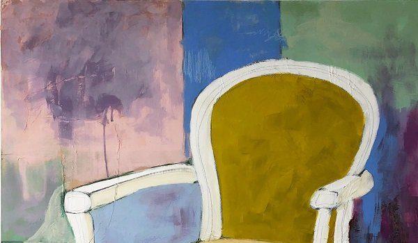 The Art League Presents Jennifer Allevato Seated