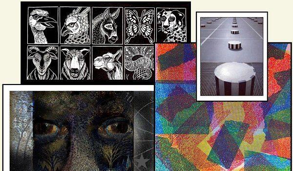 Washington Printmakers Gallery Presents Contexture