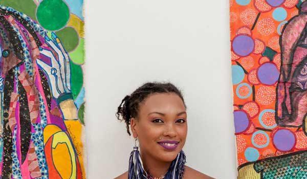 Zsudayka Nzinga: Artist, Curator, Educator and Community Leader