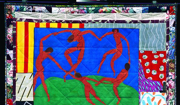 East City Art Reviews—Faith Ringgold Retrospective at Glenstone