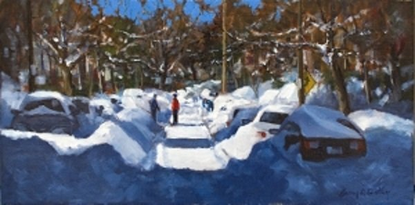Lindley_Cleveland-Park-Sidestreet-after-the-Snowstorm_oil_12x24-300x148-1.jpg