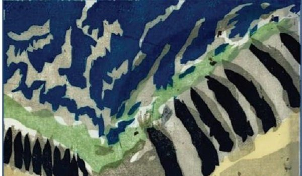 Washington Printmakers Gallery Presents Jessie Gifford Carving Color: West to East