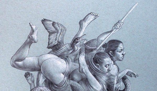 CONNERSMITH Presents Erik Thor Sandberg: New Drawings