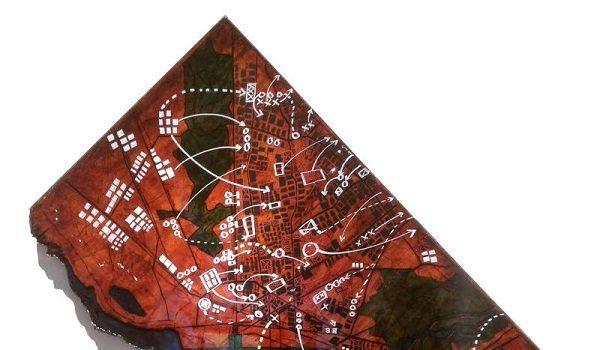Virtual Artist Talk: MAZES and MAPS