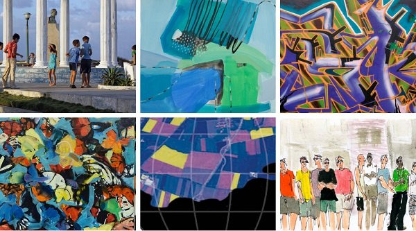 Studio Gallery Presents Joy in Convergence Group Exhibition
