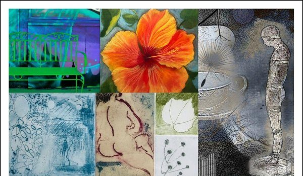 Washington Printmakers Gallery Presents Eclectic Expressions